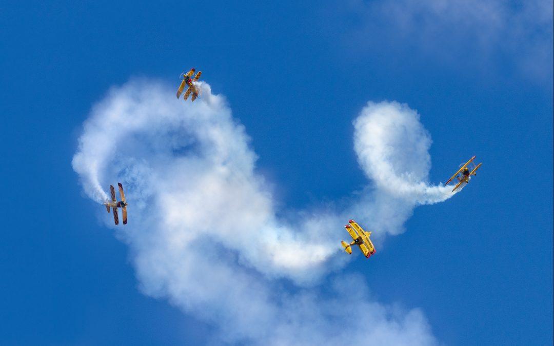Aerial Aerobatics
